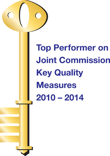NFRMC Earns Quality Top Performer Recognition for 5th Consecutive Year